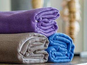 yoga handdoek hulpmiddel