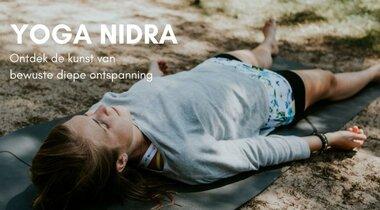 yoga nidra cursus happy with yoga
