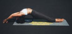 yoga wiel hulpmiddel
