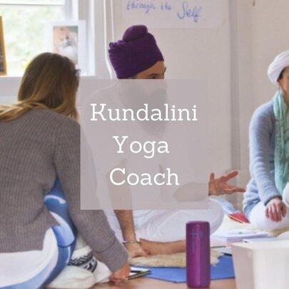 kundalini yoga coach