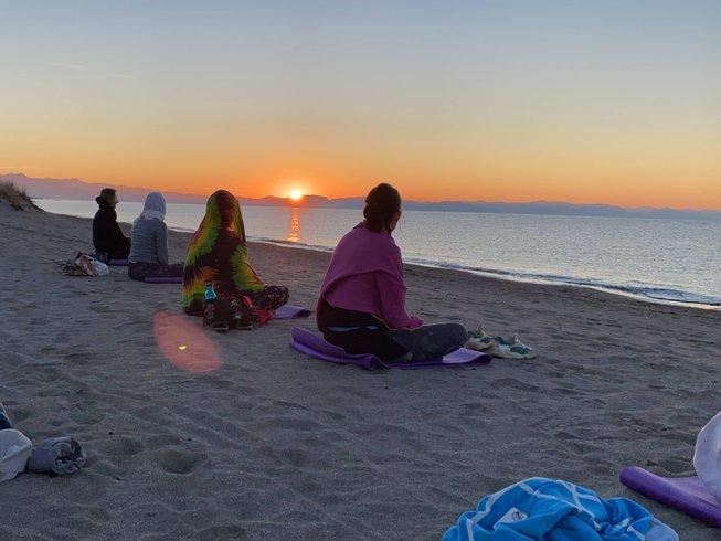 meditatie retreat griekenland